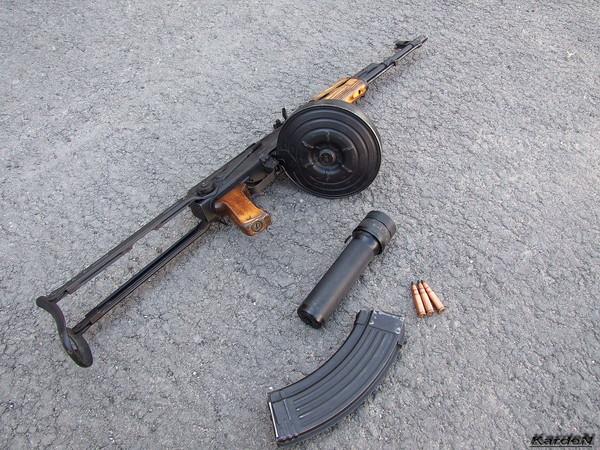 Автомат Калашникова модернизированный АКМС фото 17