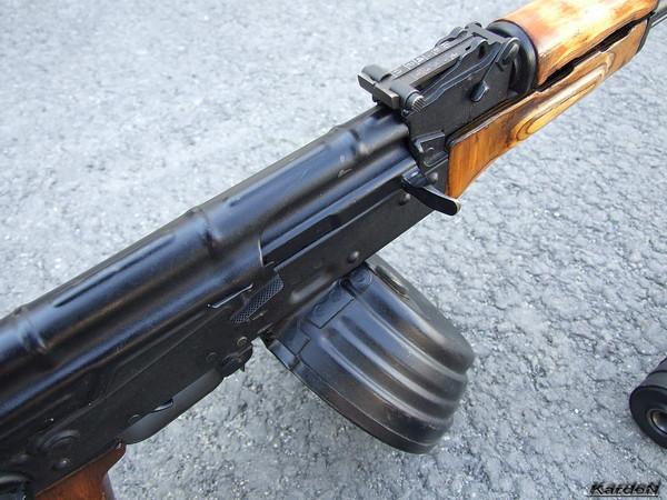 Автомат Калашникова модернизированный АКМС фото 22