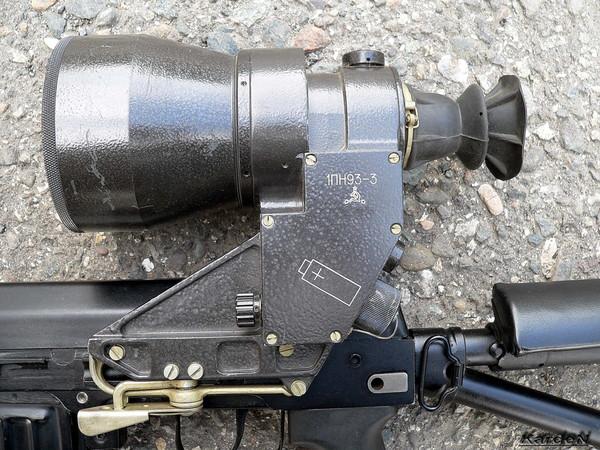 снайперская винтовка Драгунова - СВД-С фото 32