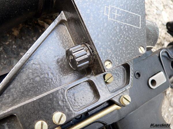 снайперская винтовка Драгунова - СВД-С фото 33