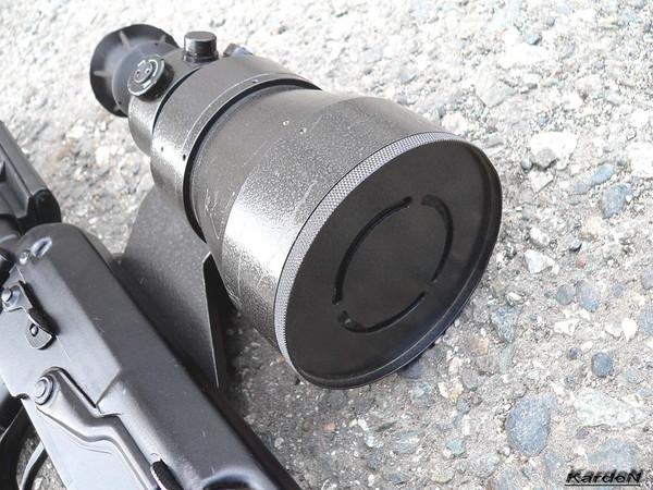 снайперская винтовка Драгунова - СВД-С фото 41