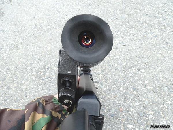 снайперская винтовка Драгунова - СВД-С фото 44