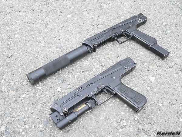 пистолет-пулемет ПП-93 фото 2
