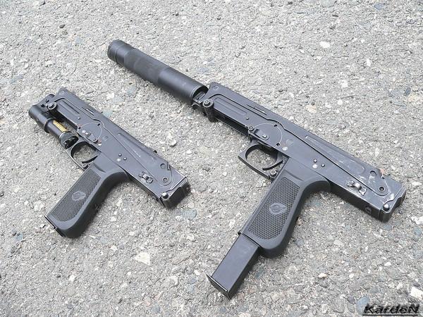 пистолет-пулемет ПП-93 фото 6
