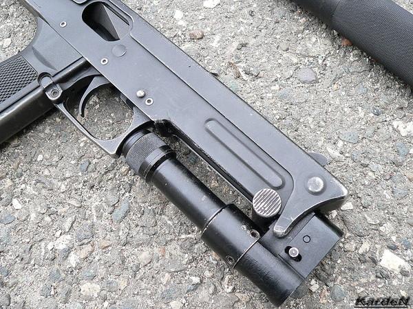 пистолет-пулемет ПП-93 фото-9