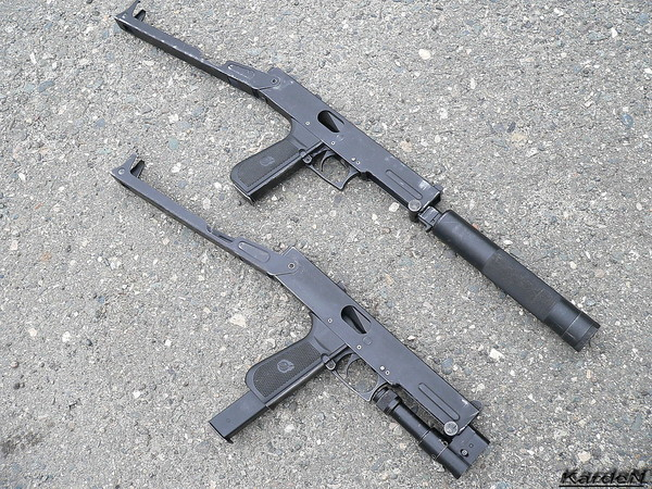 пистолет-пулемет ПП-93 фото 11