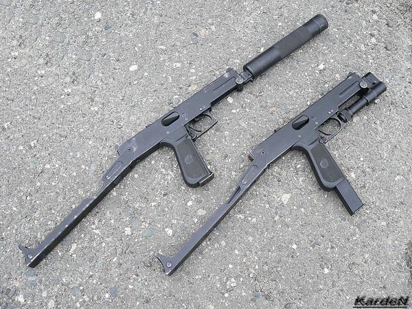 пистолет-пулемет ПП-93 фото 13