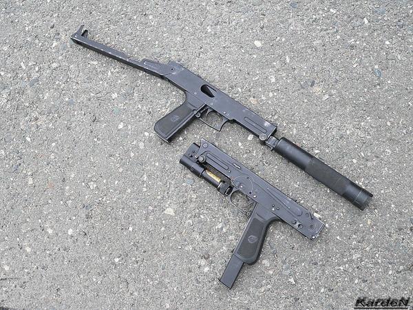 пистолет-пулемет ПП-93 фото 16