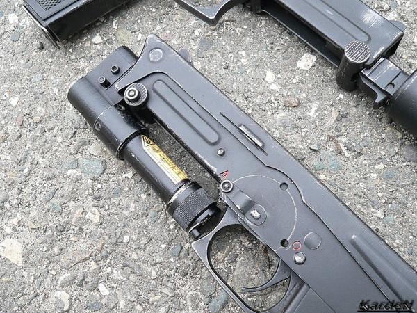 пистолет-пулемет ПП-93 фото 17