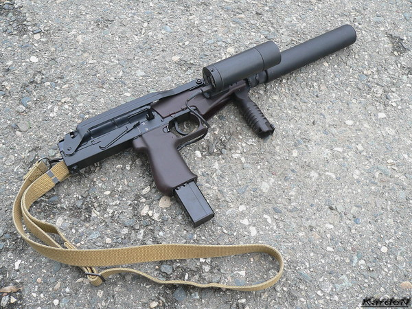 пистолет-пулемет СР 2М фото 41