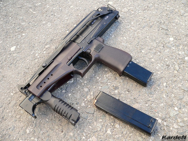 SR.2М Veresk submachine gun, photo 2