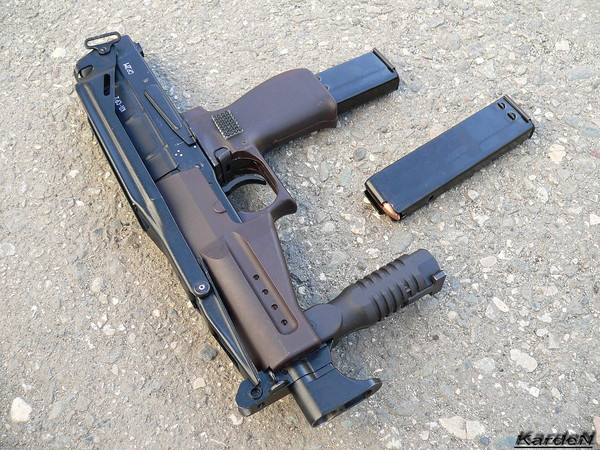 SR.2М Veresk submachine gun, photo 3
