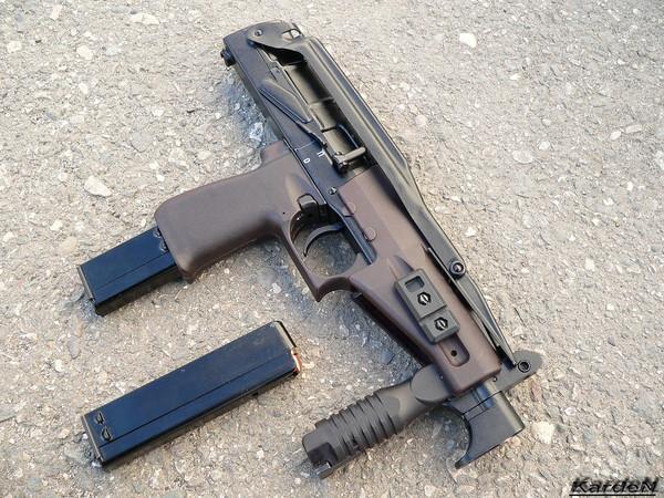 пистолет-пулемет СР 2М фото 10