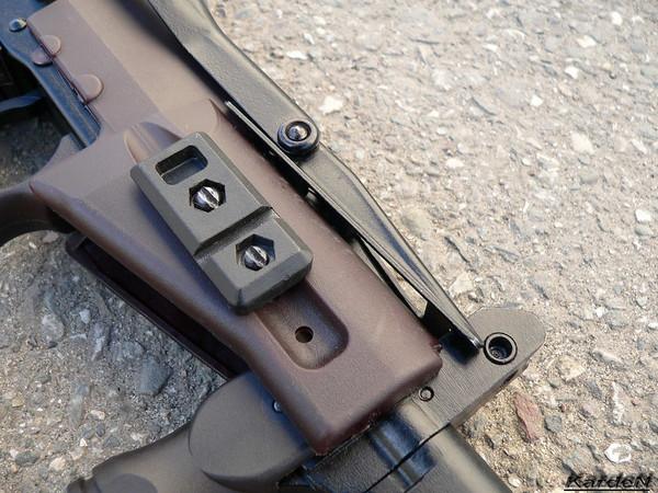 пистолет-пулемет СР 2М фото 11