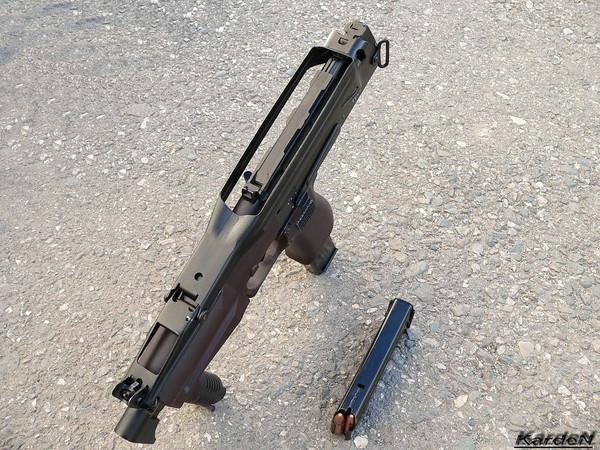пистолет-пулемет СР 2М фото 12