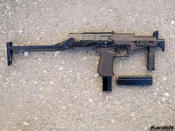 пистолет-пулемет СР 2М фото 26