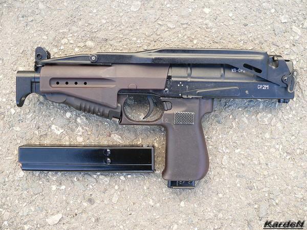 пистолет-пулемет СР 2М фото 19