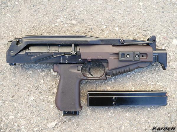 пистолет-пулемет СР 2М фото 20