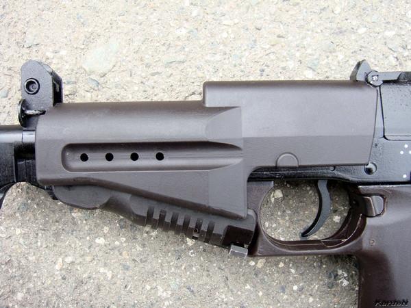 пистолет-пулемет СР 2М фото 46