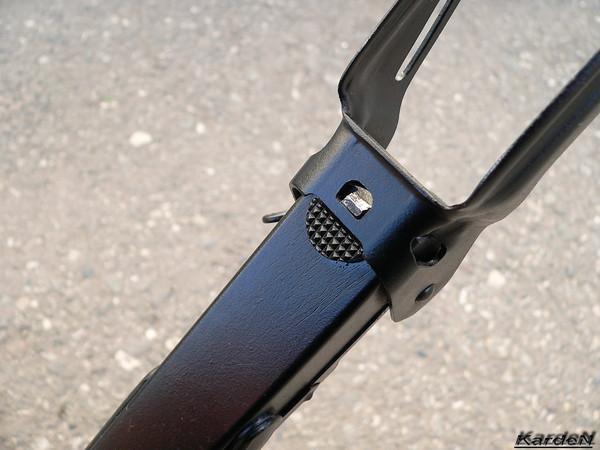пистолет-пулемет СР 2М фото 27
