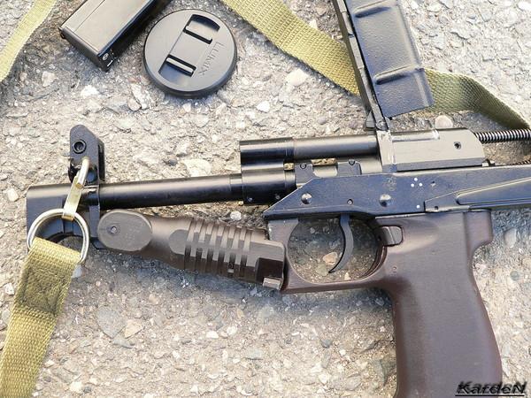 пистолет-пулемет СР 2М фото 35