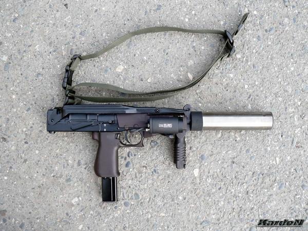 пистолет-пулемет СР 2М фото 49
