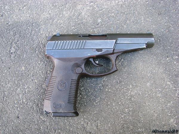 Gun Serdyukov SR1M photo 1