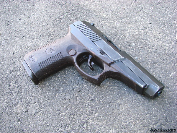 пистолета Сердюкова СР1М фото-2