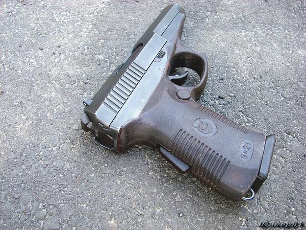 пистолета Сердюкова СР1М фото 3