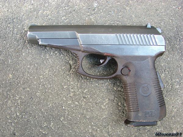 пистолета Сердюкова СР1М фото 4