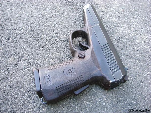 Gun Serdyukov SR1M photo 5