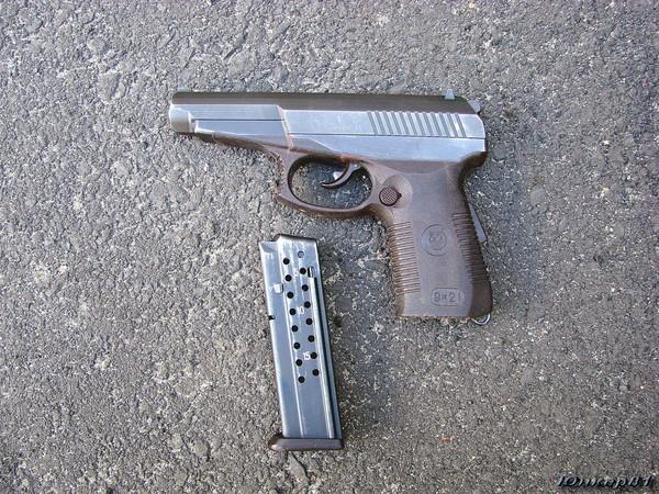 пистолета Сердюкова СР1М фото-8