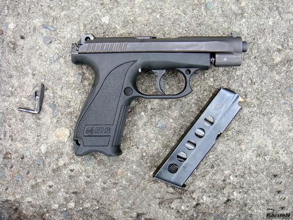 пистолет Грязева-Шипунова - ГШ-18 фото-1