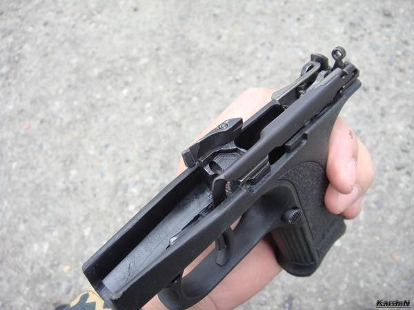 пистолет Грязева-Шипунова - ГШ-18 фото 3