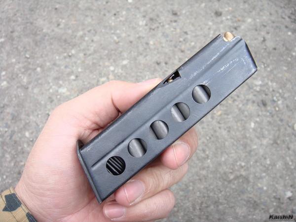 пистолет Грязева-Шипунова - ГШ-18 фото 9