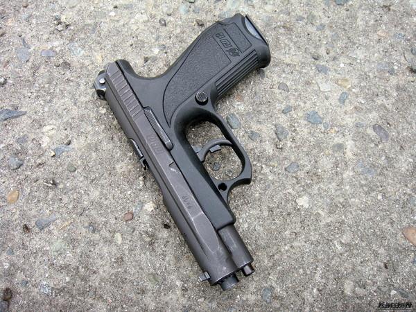 пистолет Грязева-Шипунова - ГШ-18 фото 16
