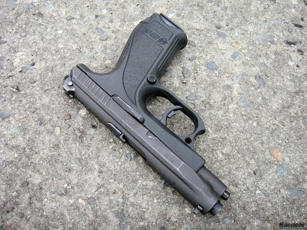 пистолет Грязева-Шипунова - ГШ-18 фото 17