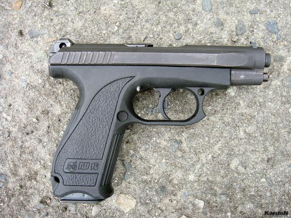 пистолет Грязева-Шипунова - ГШ-18 фото 18