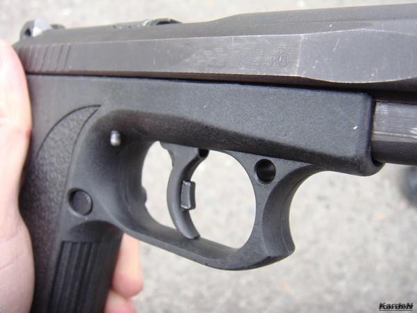 пистолет Грязева-Шипунова - ГШ-18 фото 19