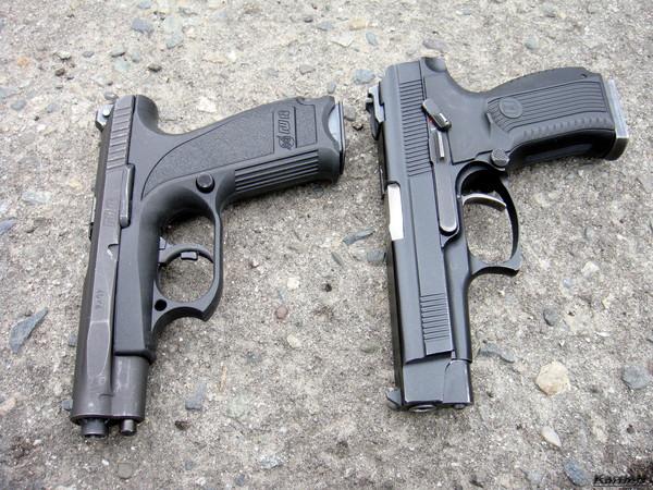 пистолет Грязева-Шипунова - ГШ-18 фото 27