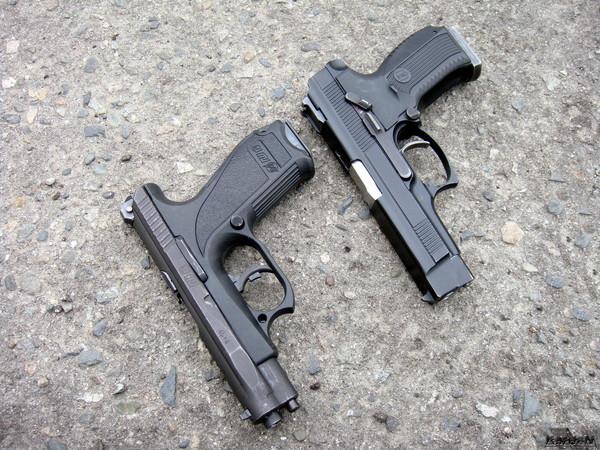 пистолет Грязева-Шипунова - ГШ-18 фото 28
