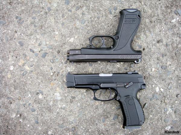 пистолет Грязева-Шипунова - ГШ-18 фото 30