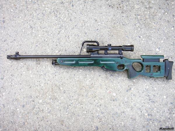 Снайперская винтовка СВ-98 фото 48