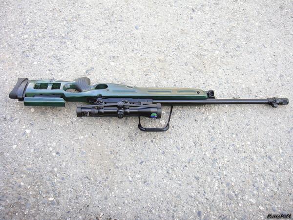 Снайперская винтовка СВ-98 фото 52