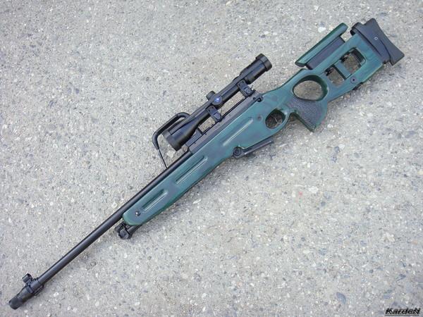 Снайперская винтовка СВ-98 фото 53