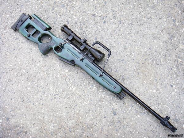 Снайперская винтовка СВ-98 фото 57