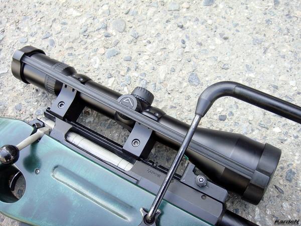 Снайперская винтовка СВ-98 фото 58