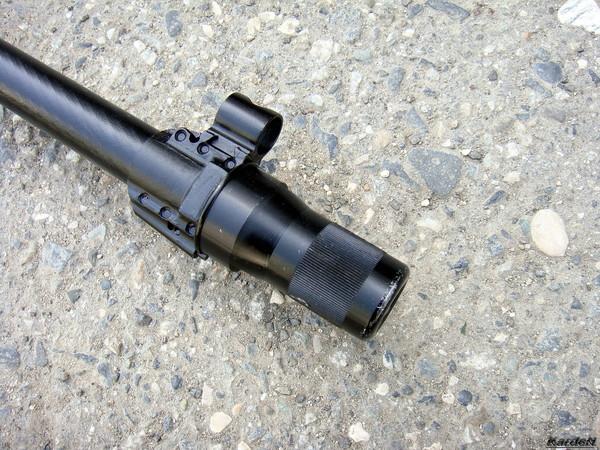 Снайперская винтовка СВ-98 фото 59