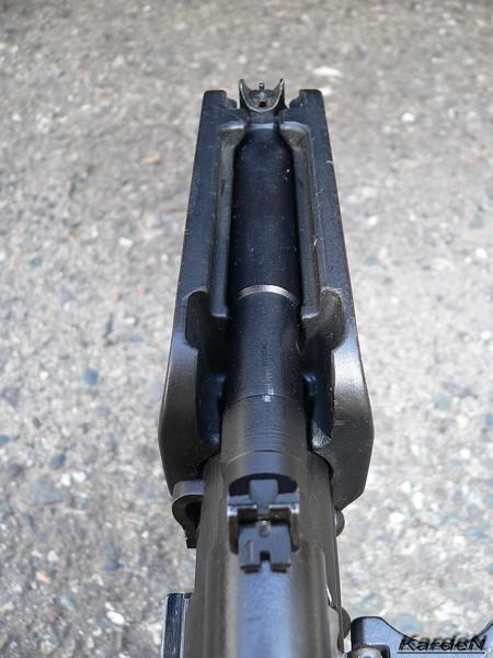 Укороченный автомат 9А-91 фото-8