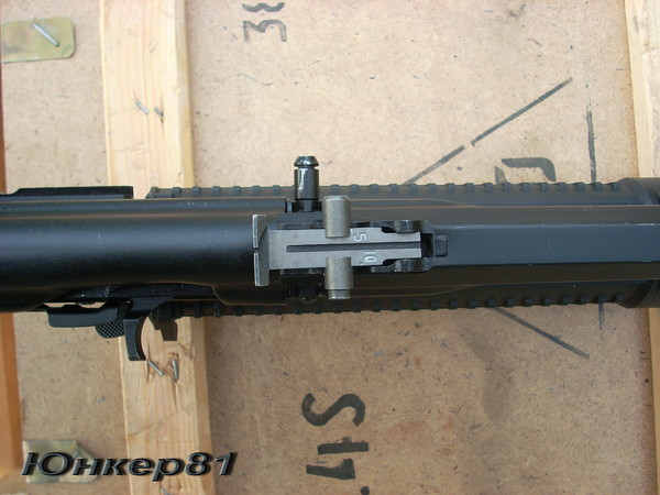 PP-19 Bizon submachine gun, photo 7